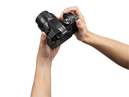 Panasonic LUMIX DMC-FZ300EGK Premium-Bridgekamera (12 Megapixel, 24x opt. Zoom, LEICA DC Weitwinkel-Objektiv, 4K Foto/Video,Staub-/Spritzwasserschutz) schwarz - 10