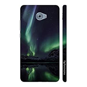 Enthopia Designer Hardshell Case Northern Lights Back Cover for Xiaomi Mi Note 2