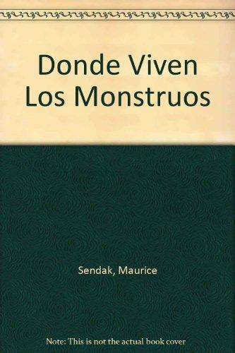 Donde viven los monstruos por Maurice Sendak