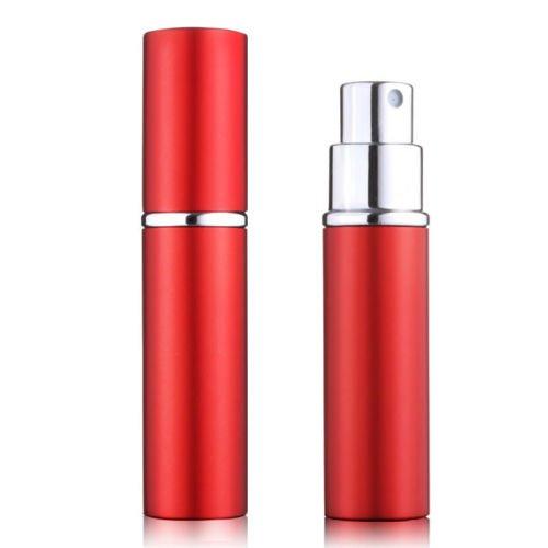 5starwarehouse Mini flacon vaporisateur en plastique pour le voyage 6 ml