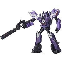 Transformers Robots in Disguise Warrior Decepticon de fractura figura de acción