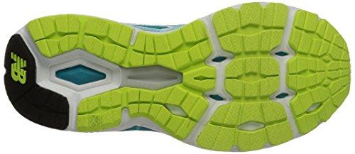New Balance - W880 D V5, Scarpe da corsa Donna Verde (Vert (Gg5 Teal/Green))