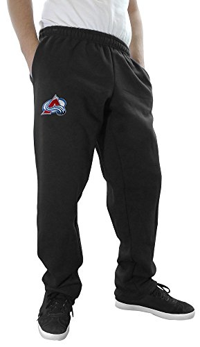 eam Sweatpants (X-Large, Colorado Avalanche) (Avalanche Nhl)