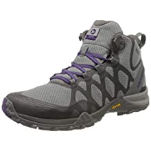 Merrell Women's Siren 3 Mid Gore-Tex High Rise Hiking Boots, Grey (Charcoal), 5 (38 EU)