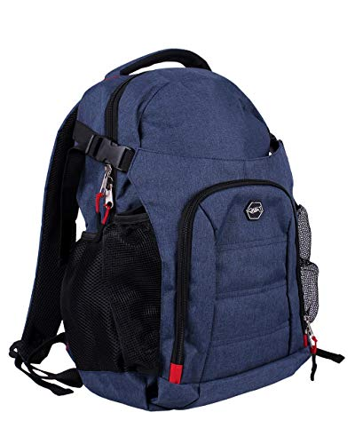 QHP praktischer Rucksack für den Reiter oder als Putzrucksack mit vielen Verstaumöglichkeiten