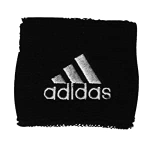 adidas Wristbands (Pack of 2) - White, One Size