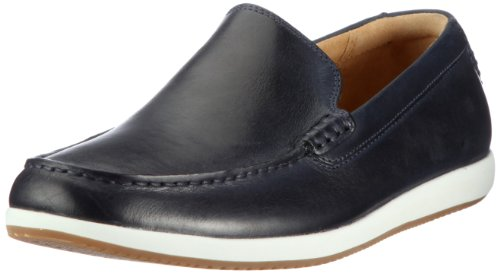 Clarks Men's Newton Drive Leather Boat Shoes