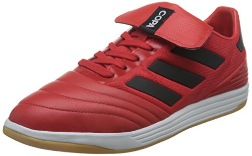 adidas Herren Copa Tango 17.2 Tr Indoor-Fußball-Schuhe Rot (Red C Ore Blackcrystal White)