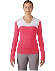 Adidas essentials t-shirt de golf, femme