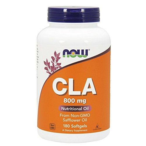 Now Foods, CLA, 800 mg, 180 Kapseln