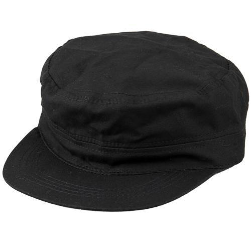 Imagen de  gorro estilo hombre negro algodón transpirable alternativa