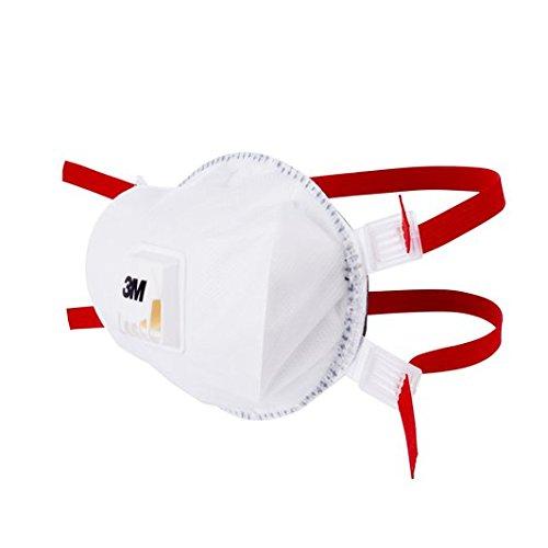 3M 8835+ Atemschutzmaske, FFP3 R (5-er Pack), EN-Sicherheit zertifiziert