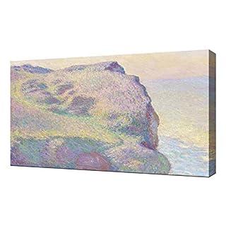 Claude Monet La Pointe Du Petit Ailly - Canvas Art Print - Wall Art - Canvas Wrap