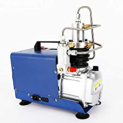 Le compresseur d'air de pompe électrique PCP 30MPa peut régler la pression automatiquement