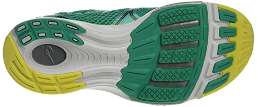 newtonrunning Damen Fate Ii Women's Running Shoe Laufschuhe Grün (Green/Yellow)