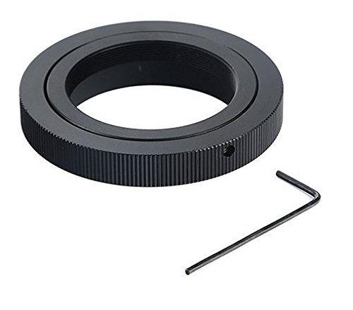 Anello Adattatore T Mount per Fotocamere Pentax K-Mount con 500 mm 1:8,0, 1:6,3, 800mm 1:8,0, 420-800mm f/8.3, 650-1300mm 1:8-16 T2 Obiettivo