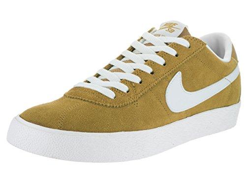 nike-mens-bruin-sb-premium-se-peat-moss-ivory-skate-shoe-105-men-us