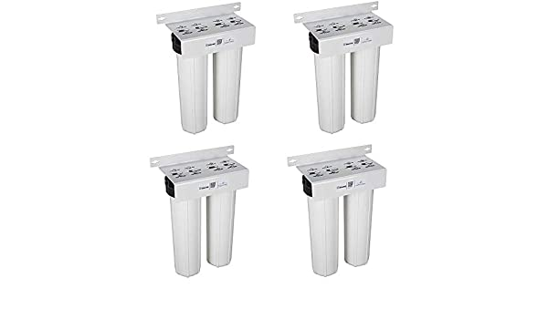 Home Master Hmf2smgcc Whole House 2 Stage Water Filter With Multi Gradient Sediment And Kdf85 Catalytic Carbon Replacement Under Sink Water Filters Replacement Water Filters Nitikshaalabeltech Com