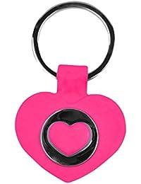 UNTOLD Bike Keychain | Key Chain | Keyring | Key Ring For Car Bike Home Keys, Silicon Metallic,Heart Shaped Key...