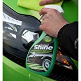 Picture Of JML Mantis Instant Shine Spray Waterless Cleaner & Gloss for your Car & Bike