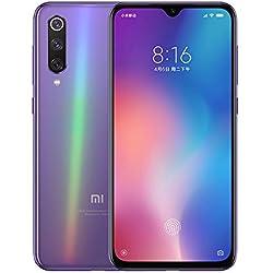 """eiAmz Xiaomi Mi 9 SE Smartphone, 6GB/64GB, Color holográfico, Pantalla AMOLED de Puntos de 5.97"""", cámara Triple Macro Gran Angular de 48 MP 117 ° (48 + 13 + 8), procesador Snapdragon 712 (Púrpura)"""