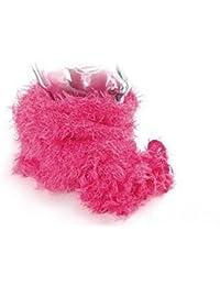 Fluffy fille, Furry longues écharpe