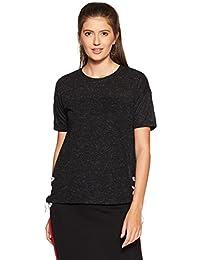 Sugr Women's Regular Fit Sports T-Shirt
