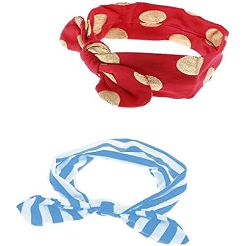ropa kawaii para los mas guays Sharplace Cinta Banda para Pelo Cabello Accesorios para Niña Bebé Diseño Cute Kawaii