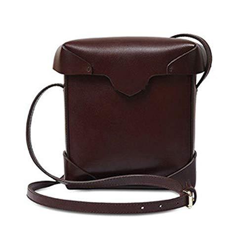 Korean Fashion Damen Schultertasche ölhaut flip einzelne Schulter umschlungen kleine quadratische Tasche Trend Handtasche großhandel Womens Designer Bags Patent Bag Umhängetasche Celebrity Style to