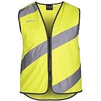 Wowow 016013Gilet Haute visibilité, Taille S - Jaune