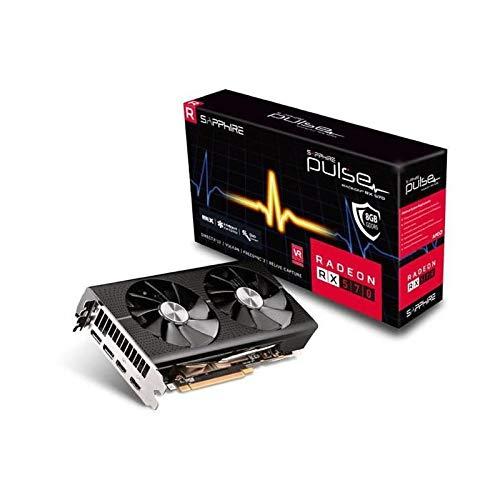 Sapphire 11266-66-20G Grafikkarte Radeon RX 570 8 GB GDDR5 - Grafikkarten (Radeon RX 570, 8 GB, GDDR5, 256 Bit, 3840 x 2160 Pixel, PCI Express X16 3.0)