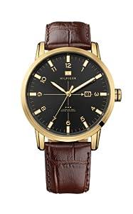 Reloj Tommy Hilfiger 1710329 de cuarzo para hombre con correa de piel, color marrón de Tommy Hilfiger