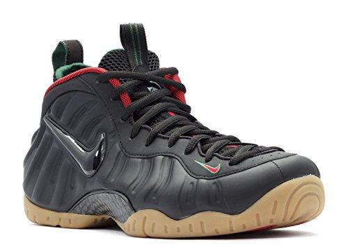 Nike 624041-006, Zapatillas de Baloncesto Para Hombre, Negro (Black/White/Black), 42 EU