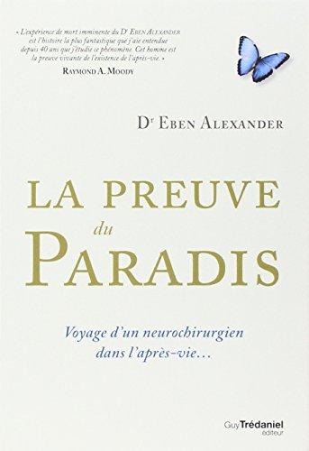 La Preuve du paradis par Eben Alexander
