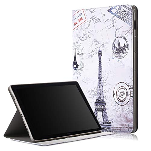 jfhrfged Ultradünner magnetischer Fall für Samsung Galaxy Tab S5E SM T720 T725 10,5 Zoll Tablet (J) (Skinomi Galaxy Tab Tablet)