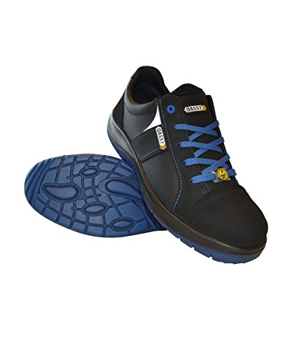 Dassy Corous 10010 Safety Shoe Black - 08UK