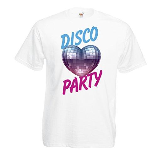 o-Party, für Musikliebhaber (XXXX-Large Weiß Mehrfarben) ()