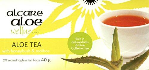 Alcare - Tee Aloe mit honeybush & rooibos 20 Beutel