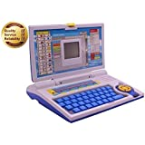 EErlik High Quality Educational English Learner Laptop With Mouse For Kids 20 Activities Mini Educational Laptop For Children English Learner Gaming Laptop For Kids Mini Laptop With Mouse For Kids & Children With 20 Fun Activites Enhanced Skills Of Ch