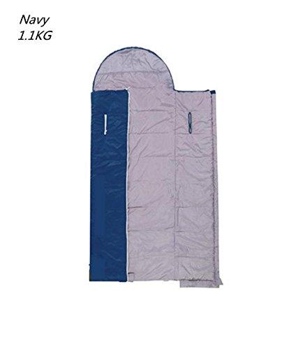 076e46e53959 Nola Sang Saco de dormir al aire libre bolsa de mano Protrusile interior 4  temporada de sueño Fleabag peso ligero impermeable , E
