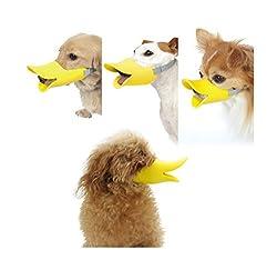 Dogspot Duck Bill Design Muzzle - Small(Multi Color)