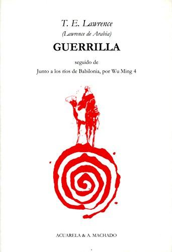 Guerrilla (Acuarela & A. Machado nº 15)