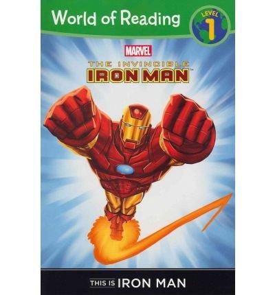 [This Is Iron Man Level 1 Reader] [by: Thomas Macri]