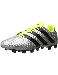 low priced d93f5 d4a46 Adidas Performance Ace 16,4 Fg  AG Scarpe da calcio, nero  shock