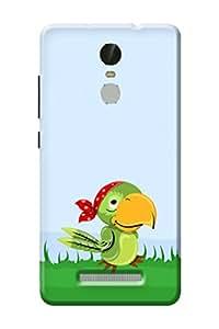 Xiaomi Redmi Note 3 Cover, Premium Quality Designer 3D Printed Lightweight Slim Matte Finish Hard Case Back Cover for Redmi Note 3 by Tamah