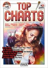 Top Charts 57 mit Playback CD: Top Charts 57 - Die größten Stars mit ihren aktuellen Hits in einem Heft!