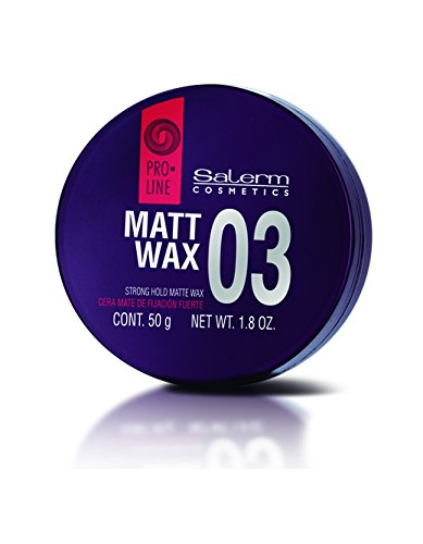 SALERM PRO LINE MATT WAX 50 ML