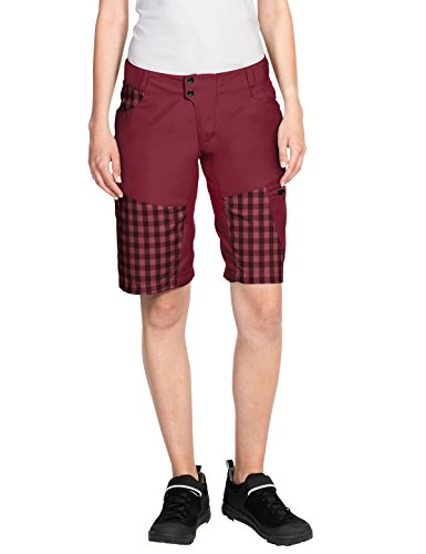 VAUDE -Pantalones Cortos para Mujer