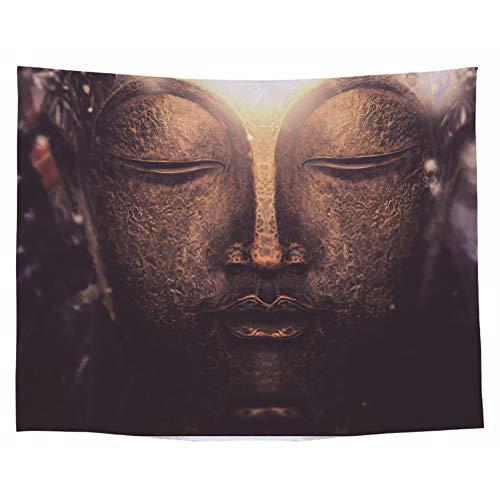 Indischer Buddha Mit Tausenden Händen Wandteppich Heiligen Buddhismus Yoga Meditation Wandbehänge Boho Hippie Mandala Tapisserie Sofa Cover Wand Dekor,2,M