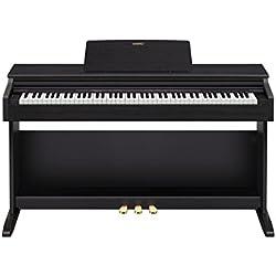 Teclado Electrónico Piano - Casio AP-270BK - 88 Teclas